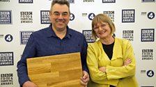 Winner Best Drinks Producer: Hallets Real Cider