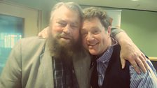 Brian blessed talks about his new autobiography