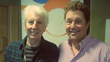 Graham Nash performs live on The Michael Ball Show
