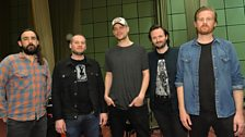 Lonely The Brave Maida Vale Session