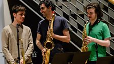 Royal Conservatoire Of Scotland Jazz Students