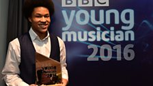 And the winner of BBC Young Musician 2016 is... Sheku Kanneh-Mason!