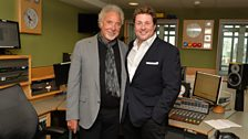 Michael Ball in conversation with Sir Tom Jones