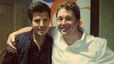 Vincent Niclo speaks to Michael Ball