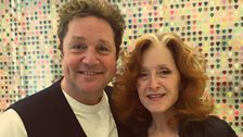Michael Ball catches up with Bonnie Raitt