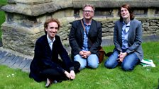 2016 New Generation Thinker Edmund Richardson, Matthew Sweet and Joanna Kavenna