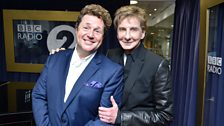 Barry Manilow talks to Michael about his upcoming final tour!