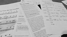 Paperwork...