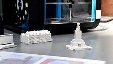 3D printing at Build It Scotland