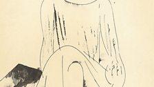 M.Sokolov - Portrait of A.Sofronova