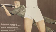 Aleksandr Deineka - 'Work, Build and Don't Whine'