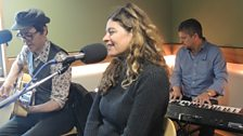 Louise Goffin live in session!