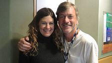 Louise Goffin joins Richard on the show!