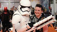 Comic Con - Meitheamh 2016