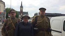 Marking the 100th anniversary of the Battle of the Somme
