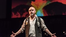 Lars Cleveman as Siegfried