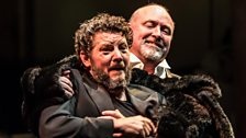 Richard Roberts as Mime and Lars Cleveman as Siegfried