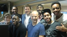 Michael Ball catches up with the cast of Show Boat