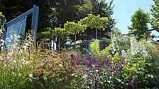 "Best Show Garden - ""Through the Looking Glass"" designed by Pip Probert"