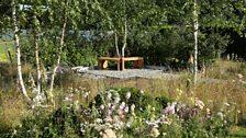 "Best Young Designer - ""Nature & Nurture"" designed by Caitlin MacLaughlin"