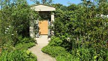 The Adlington Hall Garden - designed by Anthony O'Grady