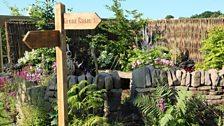 NSPCC Legacy Garden - designed by Andrew Walker
