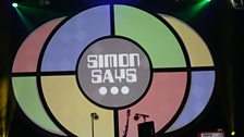 Simon Says: The doors open