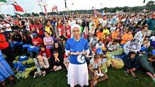 World Youth Day opening mass