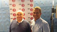 Rob Cowan and Garry Richardson