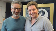 David Baddiel chats to Michael Ball