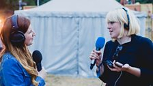 LeeFest: Backstage with Sophie Little
