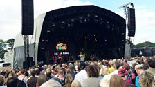 Some of them, like Senegalese singer Baaba Maal, had played at Womad several times