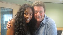 Beverley Knight performs live.