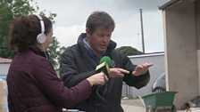 Racehorse Trainer Andy Oliver