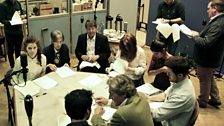 Recording Helen's jury