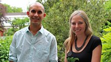 Alice Roberts and Anil Seth