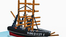 The Royal Research Ship, Discovery