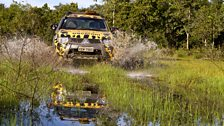 Traversing the Pantanal