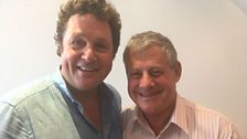 Michael and Sir Cameron Mackintosh