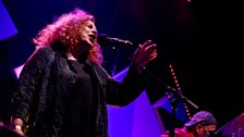 This year he collaborated with singer songwriter Sarah Jane Morris