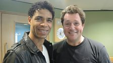 Carlos Acosta joins Michael Ball for a chat
