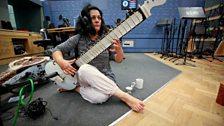 Sheema Mukherjee - Sitar player