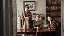 Emily, Anne & Charlotte Bronte