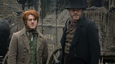 Branwell Bronte and John Brown
