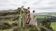 Anne, Emily & Charlotte Bronte