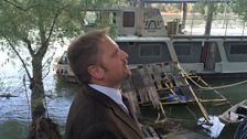 Liberland's first boat