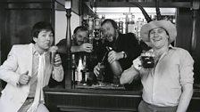Life-long Archers fan John Peel visits Ambridge