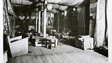Interior of The Caravan Club, Endell Street, London 1934