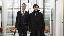 Sherlock & Mycroft Holmes