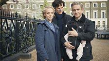 Mary Watson, Sherlock Holmes & John Watson